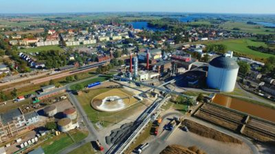 Nordzucker Polska Chełmża Fabryka
