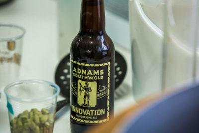 Adnams Brewery butelka