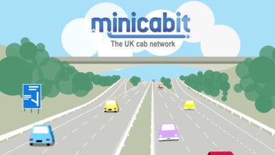 Minicabit Taxi sieć