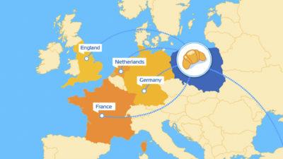 alleRogal mapa europa